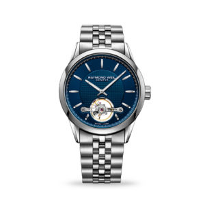 Raymond Weil Freelancer Open Heart Automatic 42mm Bracelet