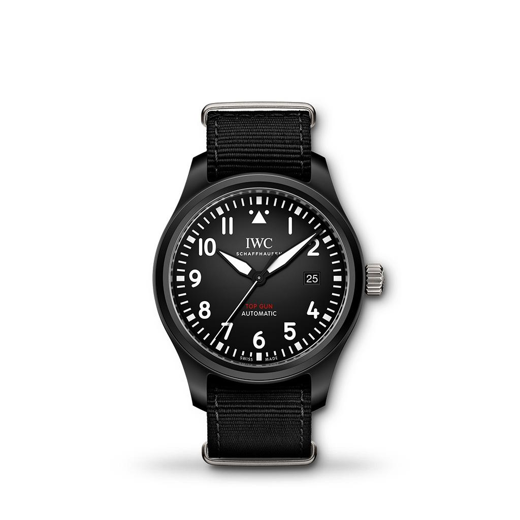 IWC Pilot's Watch Automatic Top Gun 41mm Fabric