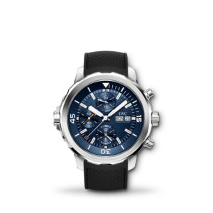 "IWC Aquatimer ""Expedition Jacques-Yves Cousteau"" Edition 44mm Rubber"