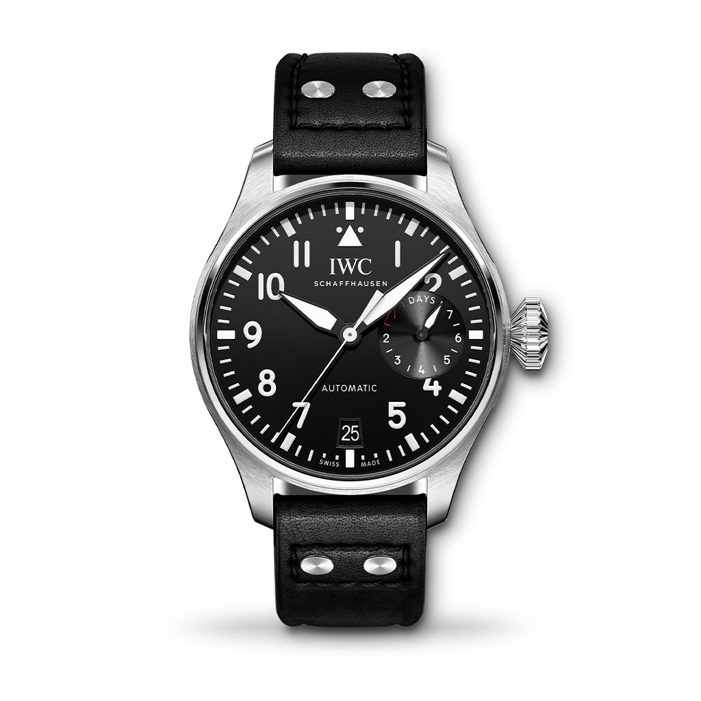 IWC Big Pilot's Watch Automatic 46mm Leather