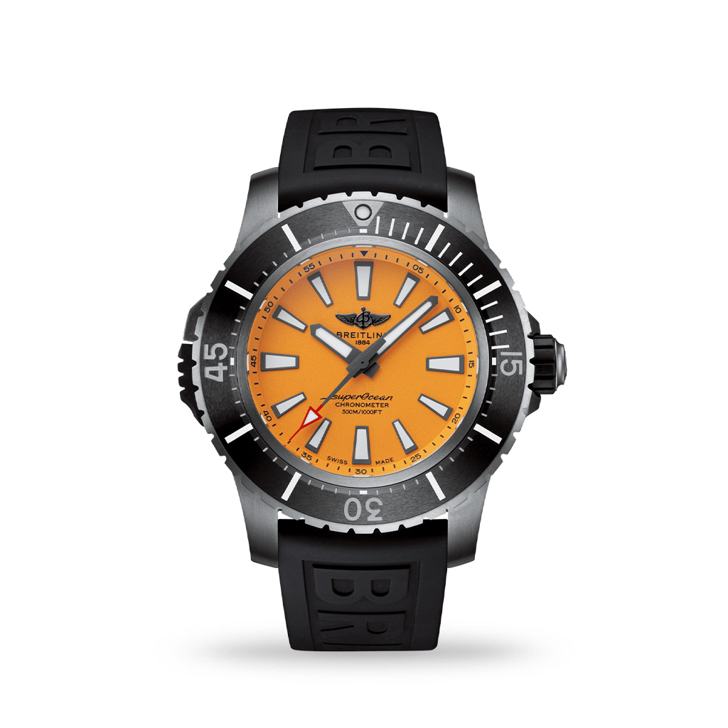 Breitling Superocean Automatic 48mm Rubber