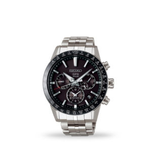 Seiko Astron GPS Solar 5X Series watch - SSH003J