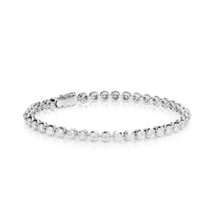 3.00ct Classic Diamond Bracelet Model: TPB012