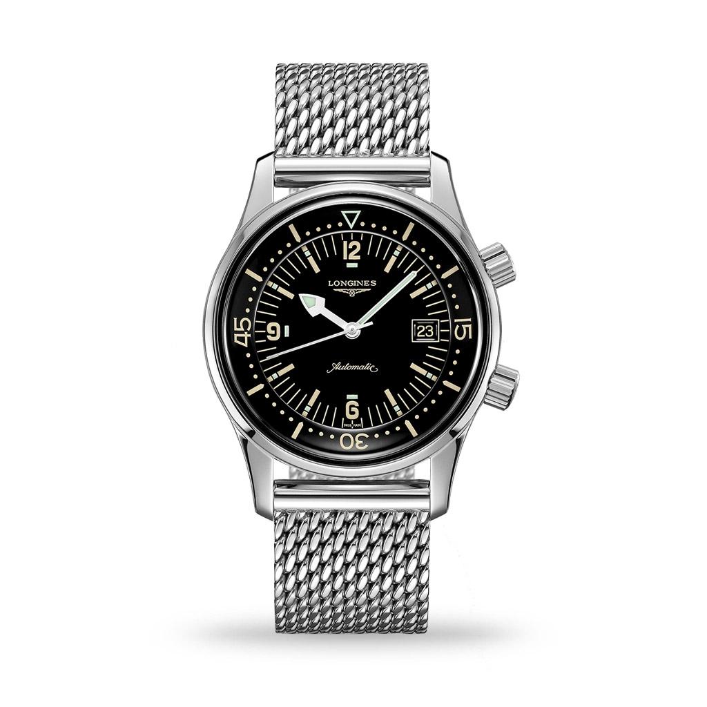Longines Legend Diver 42mm Bracelet