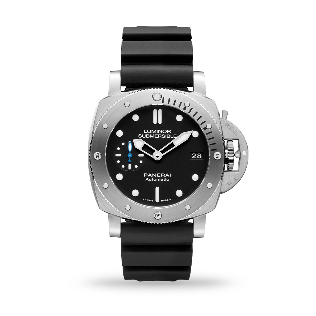 Panerai Submersible 42mm Rubber Strap