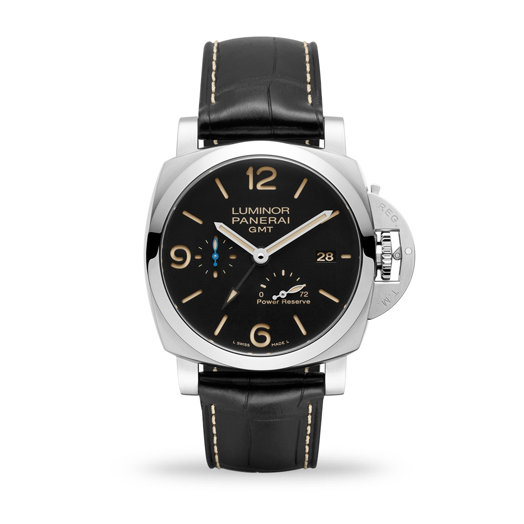 Panerai Luminor Marina GMT 44mm Leather Strap