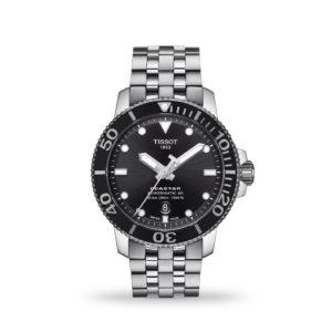 Tissot Seastar 1000 Powermatic 80 43mm Bracelet | T120.407.11.051.00