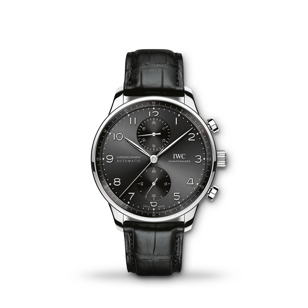 IWC Portugieser Chronograph 41mm Leather