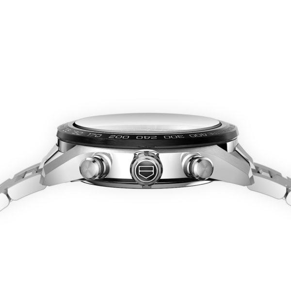 TAG HEUER Carrera Automatic Chronograph 44mm Bracelet. Model: CBN2A1B.BA0643