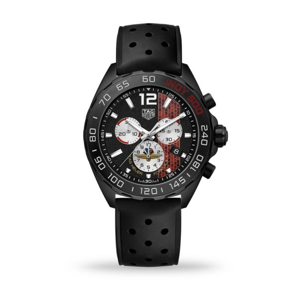 TAG Heuer Formula 1 Indycar 500 Watch