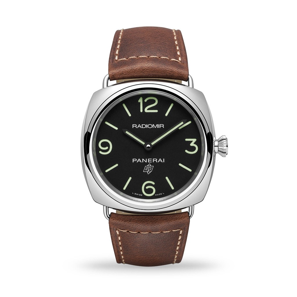 Panerai Radiomir 45mm Dark Brown Calf Strap