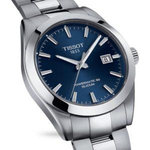 Tissot Gentleman powermatic 80 Silicium t1274071104100