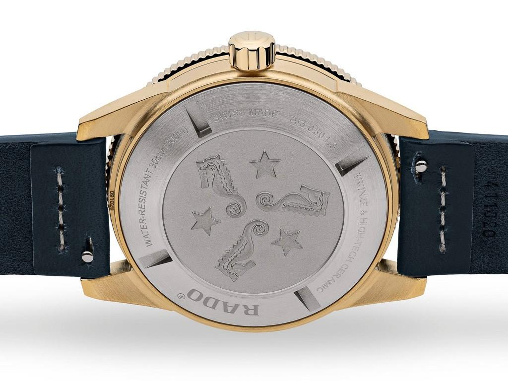 Rado Captain Cook Watch. Model R32504205