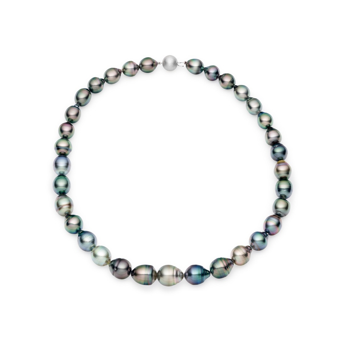 Allure Tahitian Pearl  Strand Necklace