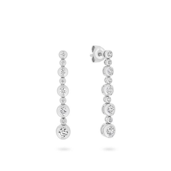 Gregory Jewellers Classic Earrings KJE1176WG