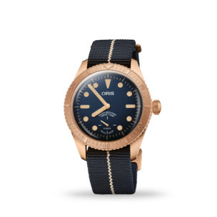 ORIS Carl Brashear Cal. 401 Limited Edition 40mm Nylon Strap