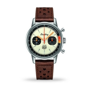 Breitling Top Time DEUS Limited Edition 42mm Leather Strap | A233101A1A1X1