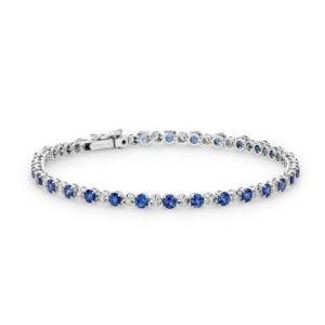 Diamond Bracelet White Gold