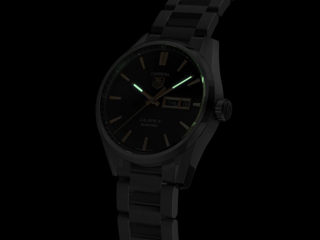 TAG Heuer Carrera Automatic 41mm bracelet | WAR201C.BA0723