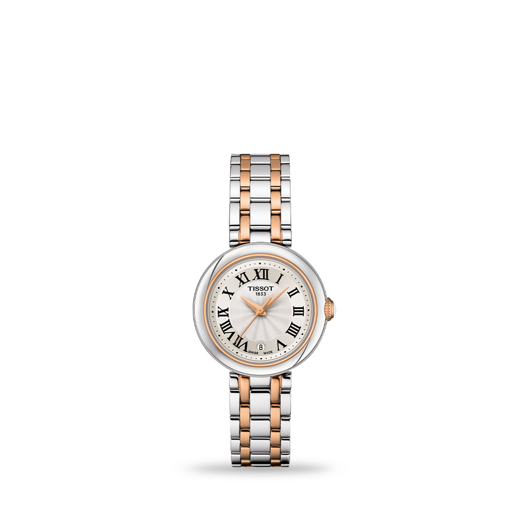 Tissot Bellissima Small Lady 26mm Rose Gold PVD Bracelet