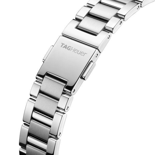 TAG Heuer Carrera Quartz mother-of-pearl 32mm Bracelet | WAR1315.BA0778