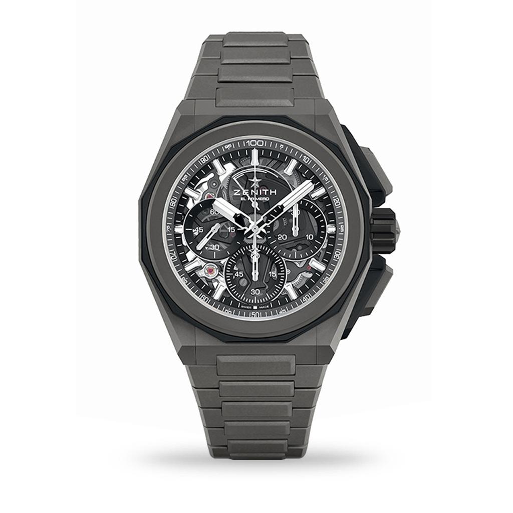 Zenith Defy Extreme El Primero Titanium 45mm Bracelet