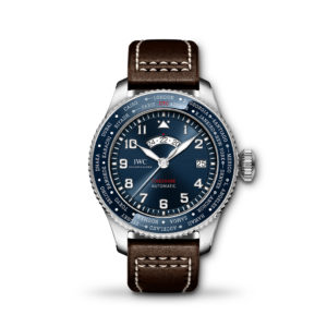 """IWC Pilot's Watch Timezoner Edition """"Le Petit Prince"""" 46mm Leather 