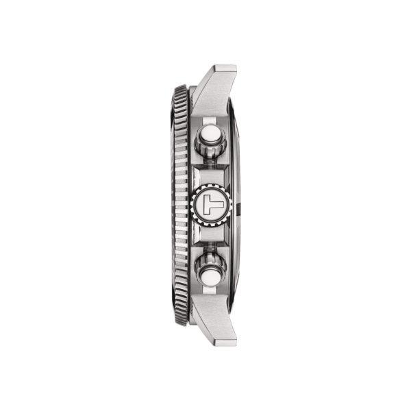 Tissot Seastar 1000 Quartz Chronograph Red Dial 45mm Bracelet   T1204171142100