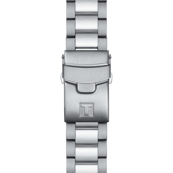 Tissot Seastar 2000 Powermatic 80 Blue Dial 46mm Bracelet   T1206071104101
