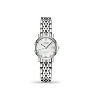 Longines Elegant Collection 25mm Automatic Bracelet | L4.309.4.87.6